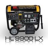 HIGHLANDER 4 Stroke Genset [HL-9900 LX]
